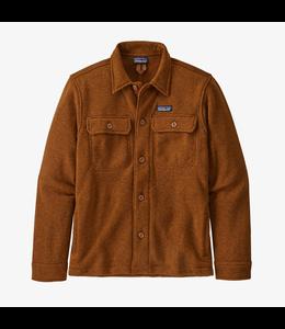 Patagonia M's Better Sweater Fleece Shirt Jacket