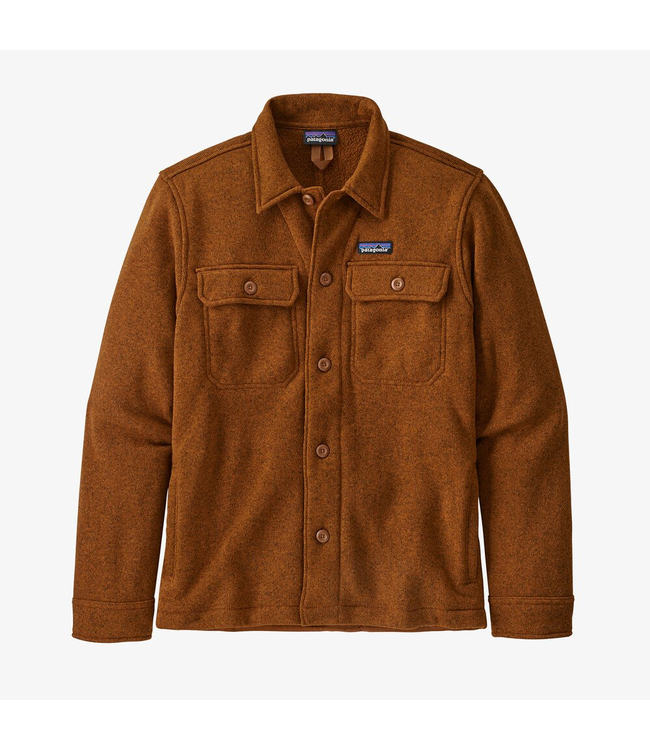 Patagonia M's Better Sweater Fleece Shirt Jacket
