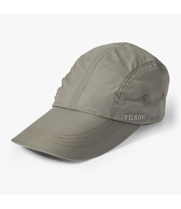 Filson Feather Cloth Duckbill Cap