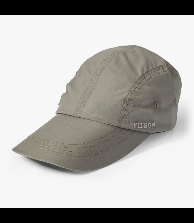 Filson Feather Cloth Duckbill Cap