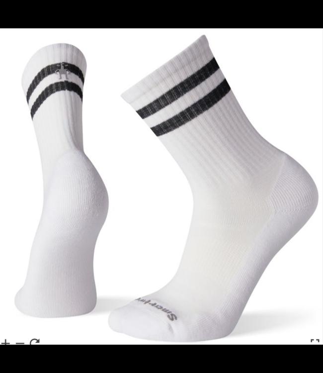 SmartWool Athletic Light Elite Stripe Crew Socks