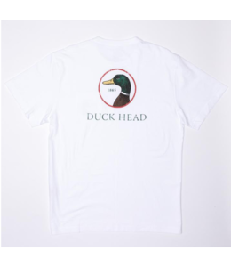 DUCKHEAD M's Logo Short Sleeve T-Shirt