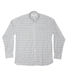DUCKHEAD M's Moorings Plaid Shirt
