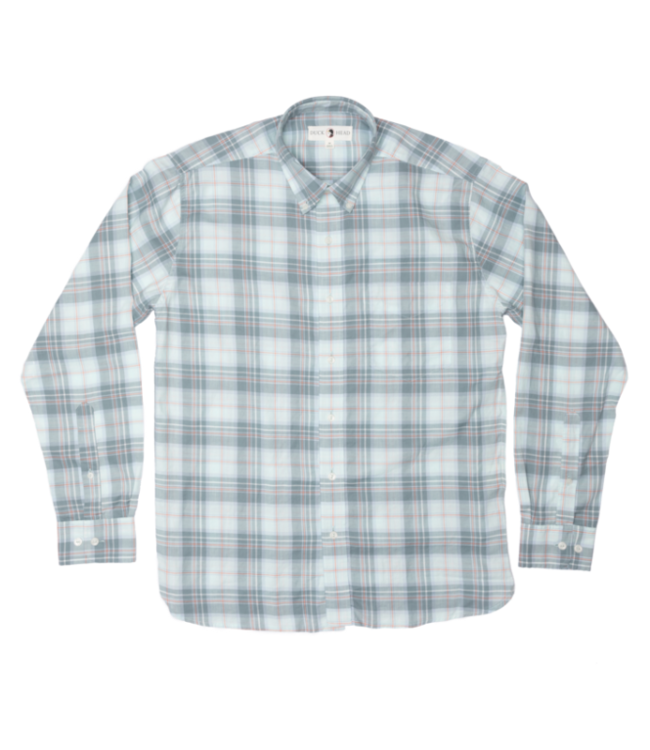 DUCKHEAD M's Mayfaire Plaid Shirt