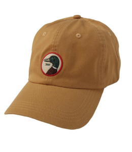 DUCKHEAD Circle Patch Twill Hat