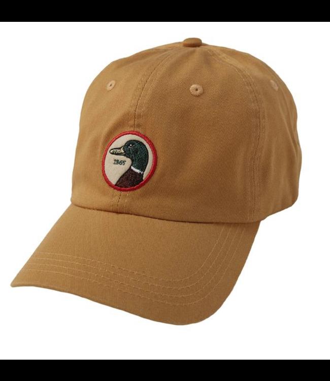 DUCKHEAD Circle Patch Twill Hat