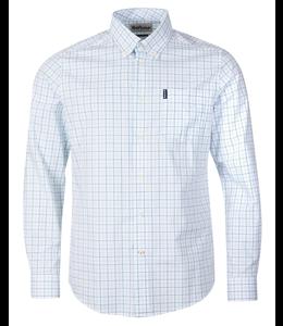 Barbour M's Tattersall 16 Tailored Shirt