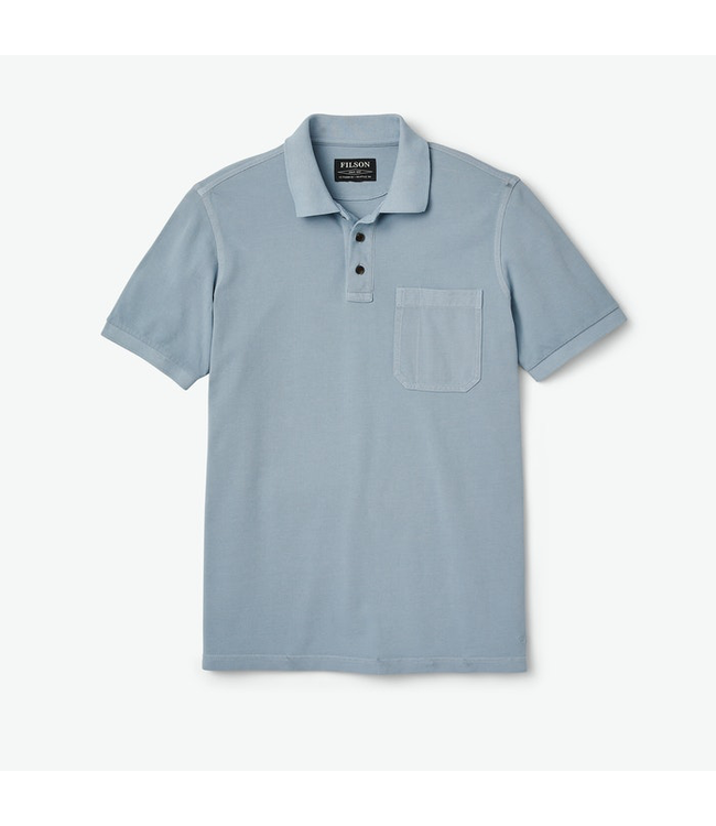 Filson M's Lightweight Pocket Polo