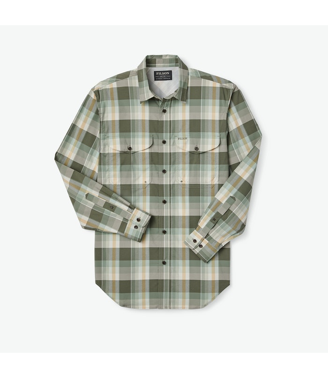 Filson M's Twin Lakes Sport Shirt
