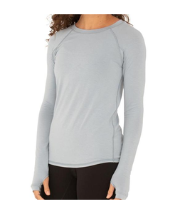 Free Fly W's Bamboo Midweight Long Sleeve