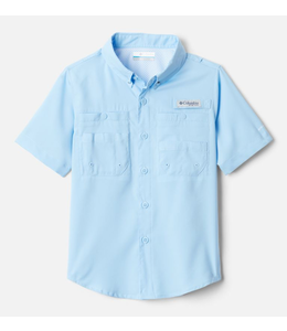 Columbia Boys' PFG Tamiami Short Sleeve Shirt