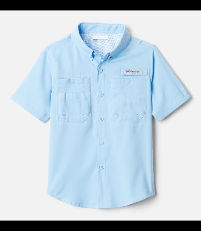 Columbia Boys' PFG Tamiami Short Sleeve Shirt