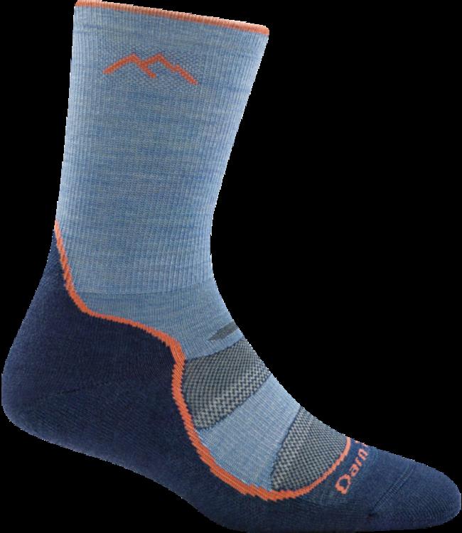 Darn Tough W's Light Hiker Micro Crew Lightweight Hiking Socks