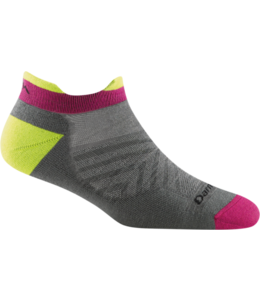 Darn Tough W's Run No Show Tab Ultra-Lightweight Running Socks w/Cushion