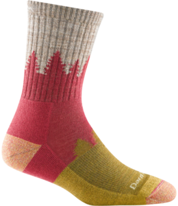 Darn Tough W's Treeline Micro Crew Midweight Hiking Socks