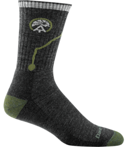 Darn Tough M's ATC Micro Crew Midweight Hiking Sock