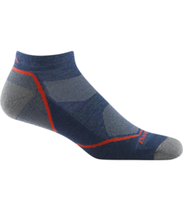 Darn Tough M's Light Hiker No Show Lightweight Hiking Sock