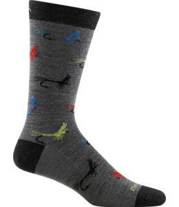 Darn Tough M's Pop McFly Crew Lightweight Lifestyle Sock