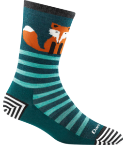 Darn Tough W's Animal Haus Crew Lightweight Lifestyle Sock