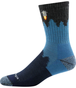 Darn Tough M's Number 2 Micro Crew Midweight Hiking Socks