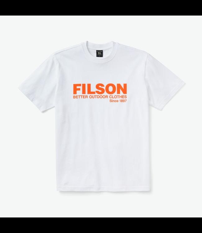Filson M's Pioneer Graphic T-Shirt