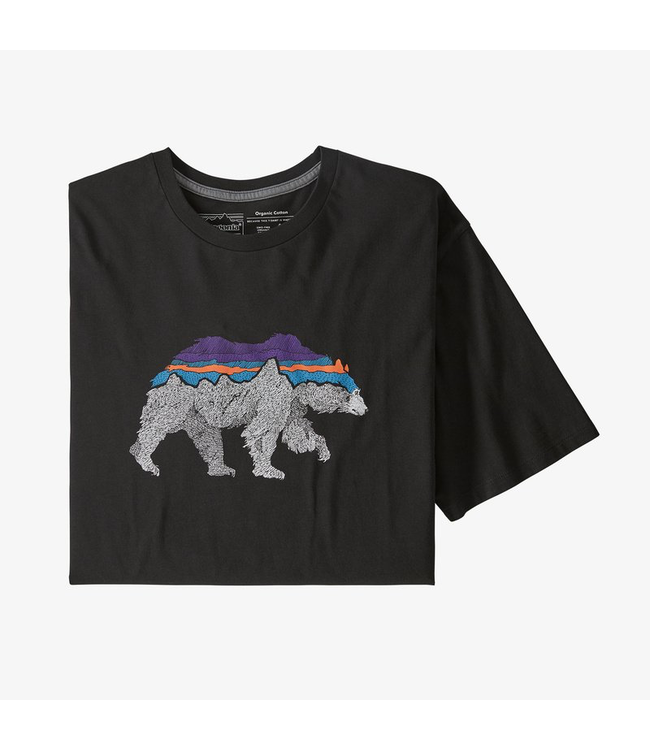 Patagonia M's Back for Good Organic Cotton T-Shirt