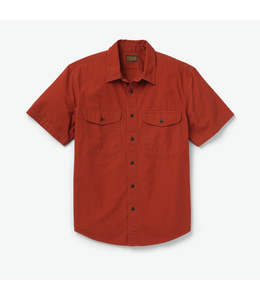 Filson M's Field Short Sleeve Shirt