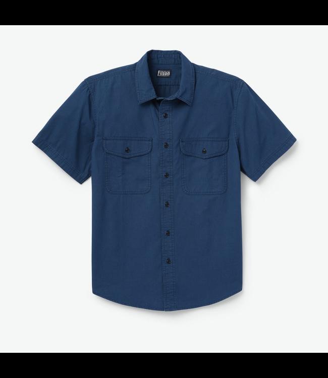 Filson M's Field Short Sleeve Shirt