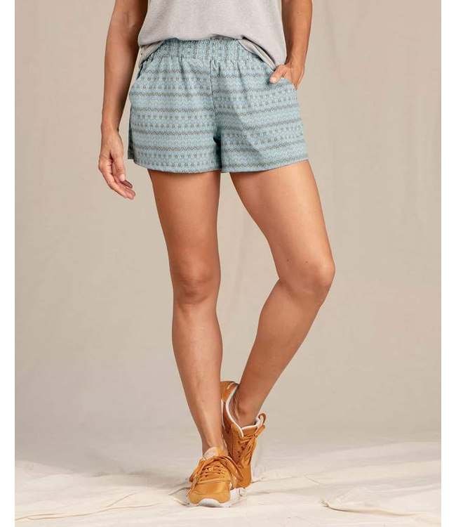 Toad & Co. W's Sunkissed Pull On Short
