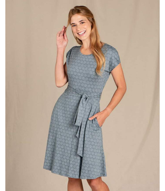 Toad & Co. W's Cue Wrap S/S Dress