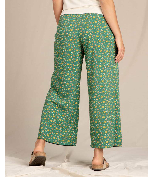 Toad & Co. W's Sunkissed Wide Leg Pant