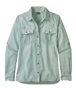 Patagonia W's LW A/C Buttondown