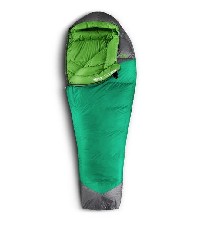 The North Face The North Face Green Kazoo 650 Fill Down Sleeping Bag