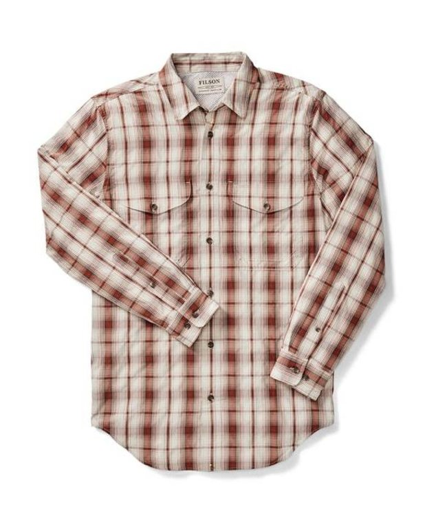 Filson Filson Men's Ultralight Twin Lakes Sport Shirt