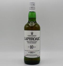 Laphroaig Scotch 10yr