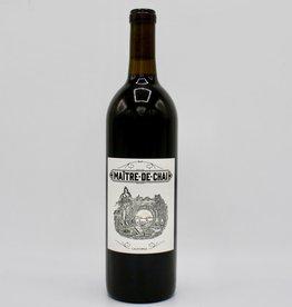 Maître de Chai Lodi Zinfandel Stampede Vineyard 2015