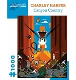 POMEGRANATE ARTPIECE PUZZLE 1000 PIECE: CHARLEY HARPER CANYON COUNTRY