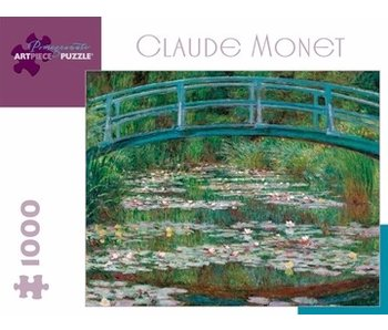 POMEGRANATE POMEGRANATE ARTPIECE PUZZLE 1000 PIECE: CLAUDE MONET