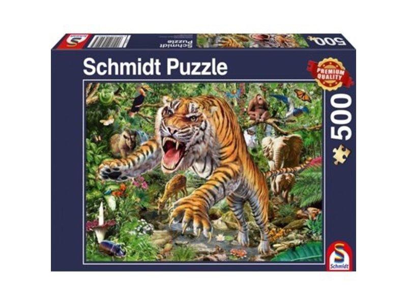 Puzzles & Geduldspiele Schmidt Puzzle 500