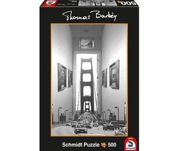 SCHMIDT PUZZLE 500: DRIVE THRU GALLERY