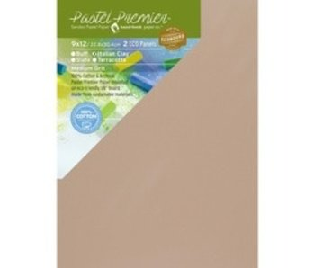 PASTEL PREMIER SANDED PASTEL PAPER 9X12 2 PANELS ITALIAN CLAY