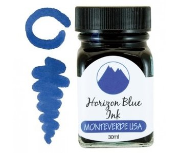 MONTEVERDE INK 30ML HORIZON BLUE