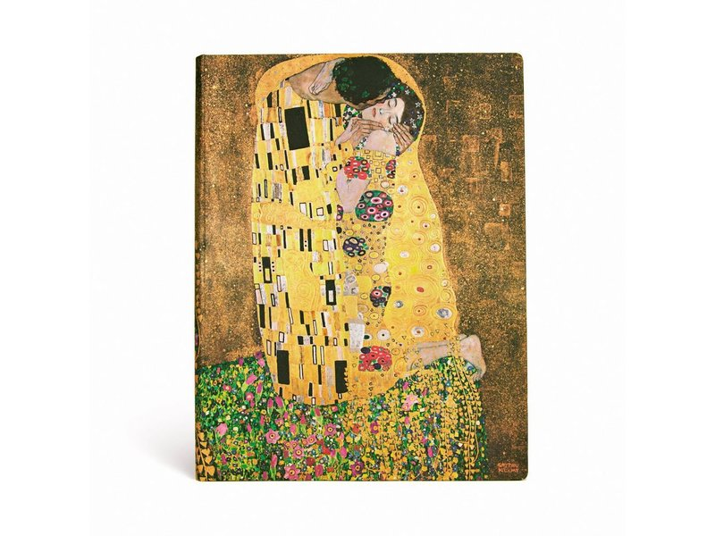 Paperblanks Journal Special Edition Klimt The Kiss Unlined Midi
