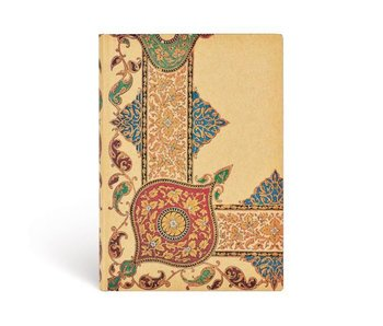 PAPERBLANKS JOURNAL FLEXIS VISIONS OF PAISLEY LINED