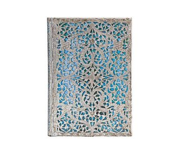 PAPERBLANKS JOURNAL ADDRESS BOOK MAYA BLUE LINED