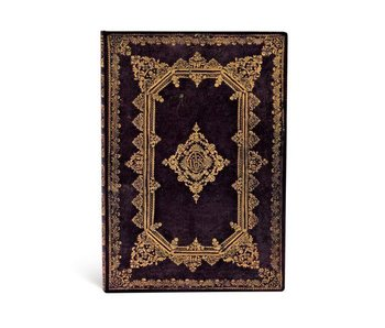 PAPERBLANKS JOURNAL 8x12 UNLINED HC NOVA STELLA NOX
