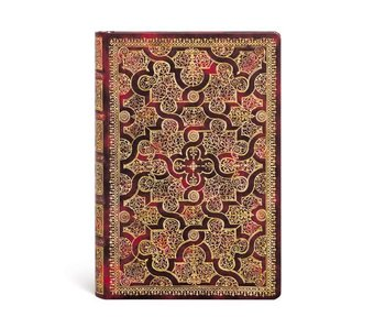 PAPERBLANKS JOURNAL 6.5x9 UNLINED HC MYSTIQUE