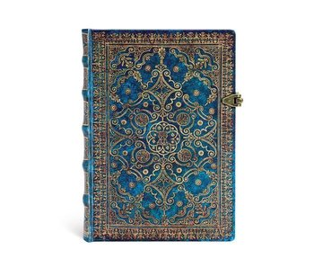 PAPERBLANKS JOURNAL 5x7 UNLINED HC EQUINOXE AZURE
