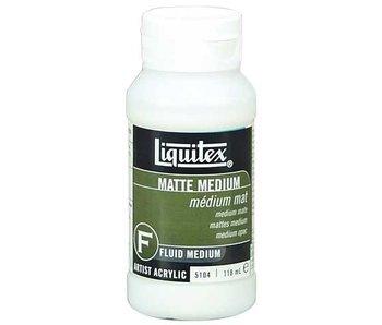 Liquitex Matte Medium - 118ml (4 oz)