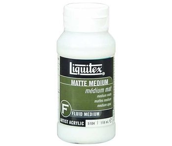 LIQUITEX Liquitex Matte Medium - 473ml (16 oz)